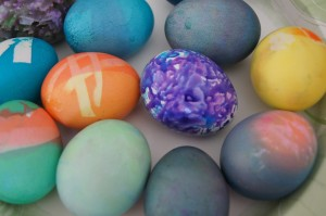 Boiled Eggs!