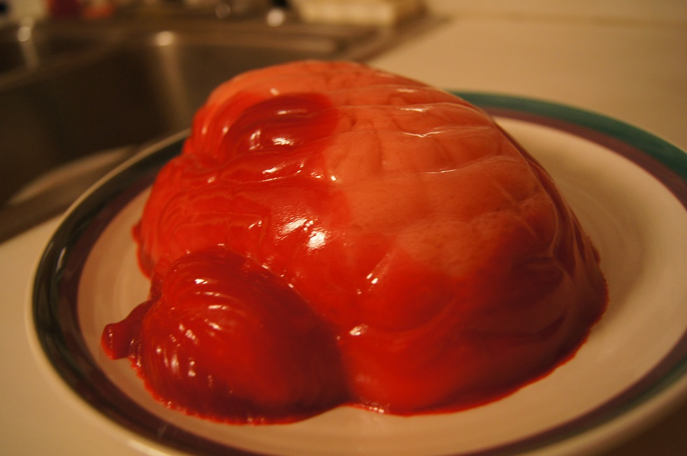 Bloody Gelatin Brains