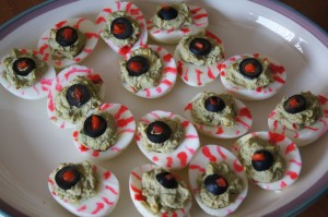Crafty Zombie Eyeballs