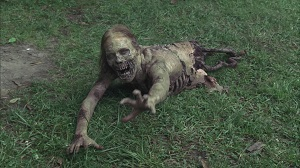 The Walking Dead, Bicycle Zombie