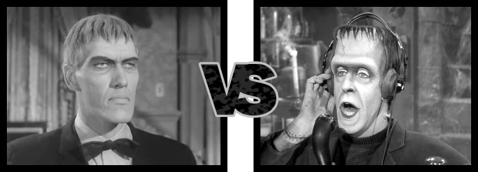 Herman Munster vs Lurch