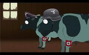 South Park, Zombie Nazi Cows