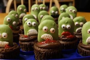 BEBE2015, Cupcake Zombies