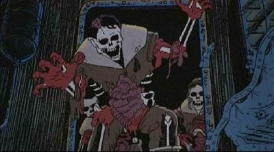 Heavy Metal Zombie