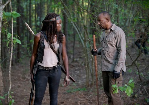 Walking Dead, 601, First Time Again
