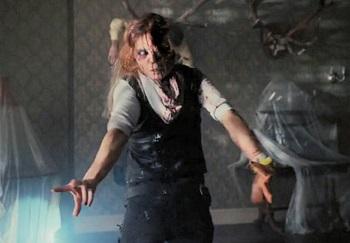 Ash vs The Evil Dead, Tattoo Girl 3
