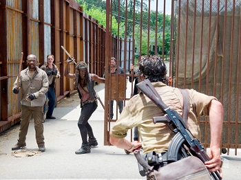 The Walking Dead, 605, Now