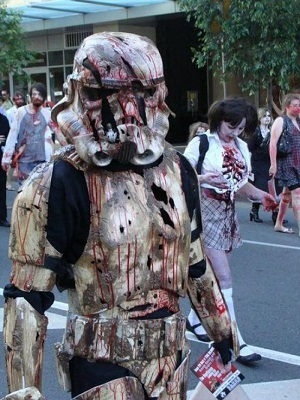 Zombie Storm Trooper