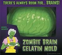 Archie McPhee, Brain Gelatin Mold