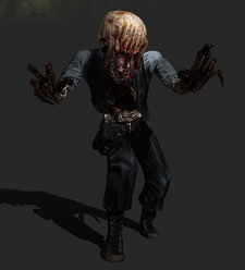 Black Mesa Headcrab Zombie