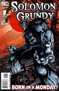 DC Comics, Solomon Grundy