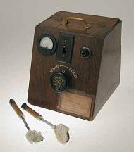 Defibrilator-prototype