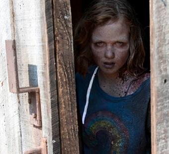 The Walking Dead, Sophia