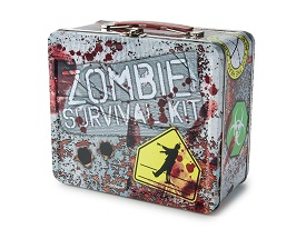 Woot, Zombie Survival Guide Lunchbox