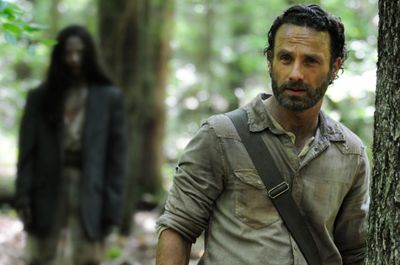 Walking Dead, 04x01