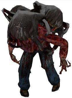 Half-life 2, Poison Zombie