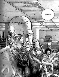 Walking Dead 1, Uungh Zombie